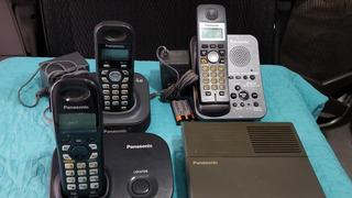 Teléfonos Panasonic Grabadora Casa