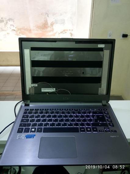 Notebook Acer Aspire M5 481t - Sem Tela E Hd