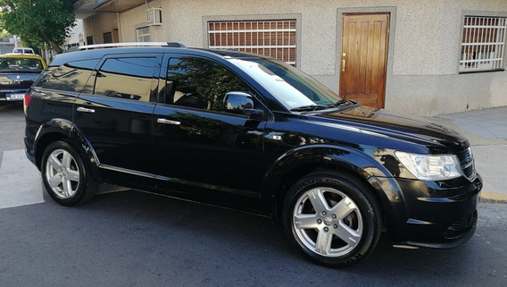 Dodge Journey 2.7 Rt 2009 1°mano Impecable Permuto Financio