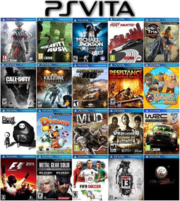 Ps Vita 350 Jogos Vpk