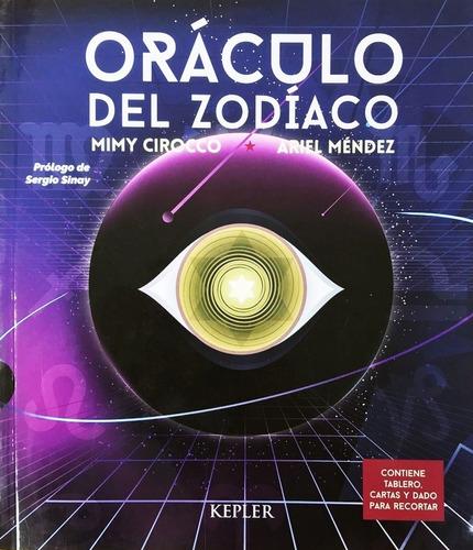 Oraculo Del Zodiaco Mimy Cirocco Tablero Cartas Dado + Envio