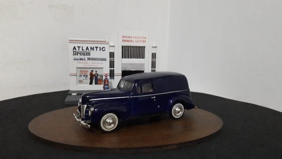 Mini Escala 1/24 Ford Sedan Delivery 1940