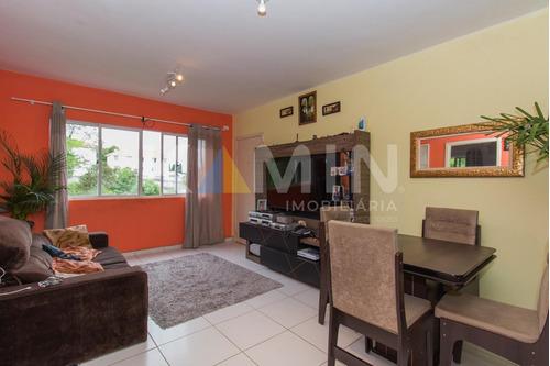 Apartamento Com 2 Dormitórios À Venda, 56 M² Por R$ 148.900,00 - Guatupê - São José Dos Pinhais/pr - Ap0116