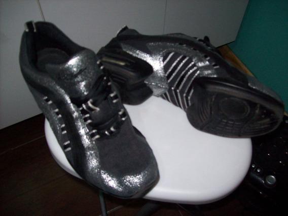 Zapatillas De Jazz Usadas (no Hago Envios) Sansha Numero 41