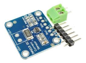 Módulo Sensor De Corrente Alta Precisão I2c Ina219 Arduino