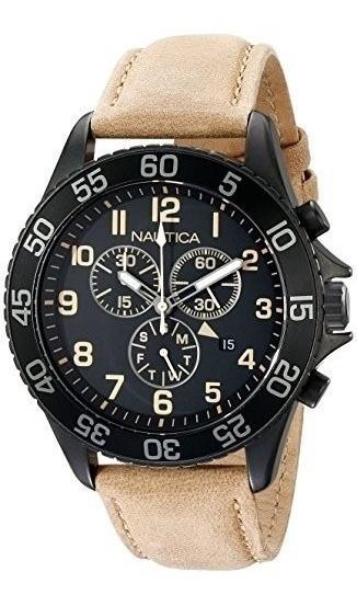 Reloj Náutica De Hombre Nad17507g 100% Original. Oferta