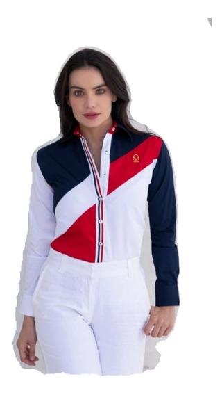 Camisa Muletta Dama Estilo Taleguilla