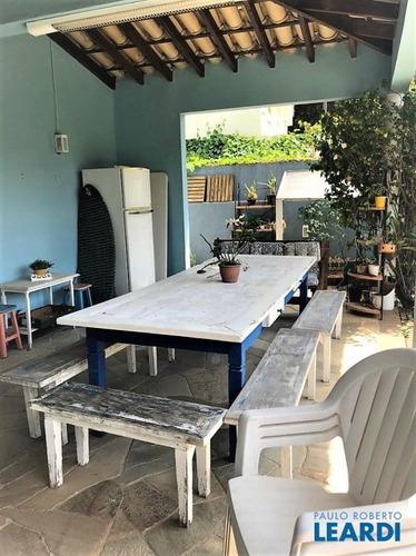 Casa Em Condomínio - Alphaville - Sp - 637928