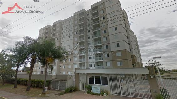 Apartamento Com 3 Dorms, Parque Santo Antônio, Taubaté - V3401