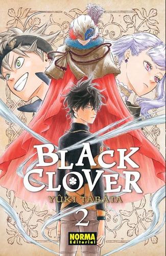 Manga Black Clover Tomo 02 - Norma Editorial