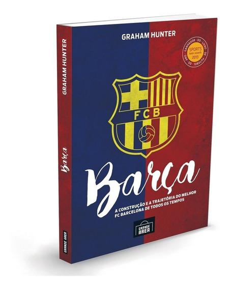 Livro O Barça - Graham Hunter