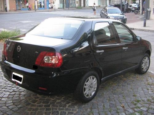 Fiat Siena 2011 Gnc -- Anticipo Y Cuotas --