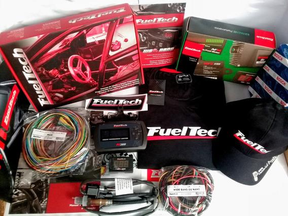 Fueltech Ft300 Chicote 3 Metros + Wb Nano Com Sonda E Brinde