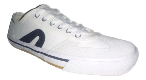 Tenis Rainha Volly (futsal) Branco/marinho Vl2500
