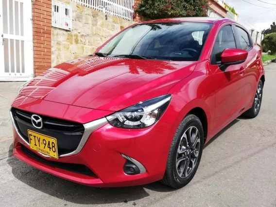 Mazda 2 Grand Touring 2019 Mecanico Asientos En Cuero