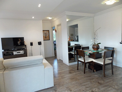 23447 - Apartamento 3 Dorms. (1 Suíte), Jabaquara - São Paulo/sp - 23447