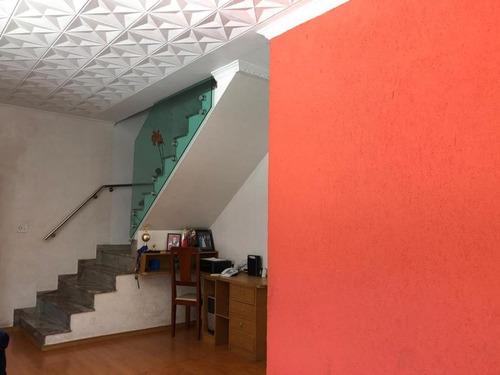 Sobrado Com 3 Dormitórios À Venda, 282 M²- Chácara Tatuapé - São Paulo/sp - So2564