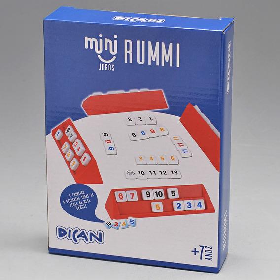 Mini Jogos - Rummi - Dican