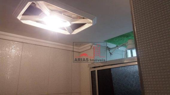 Apartamento Residencial À Venda - Jardim Armênia - Mogi Das Cruzes - Ap0065