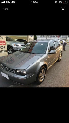 Volkswagen Golf 2004 1.6 Generation 5p