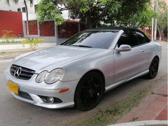 Mercedes Benz Clk 550 (ubicacion Barranquilla)