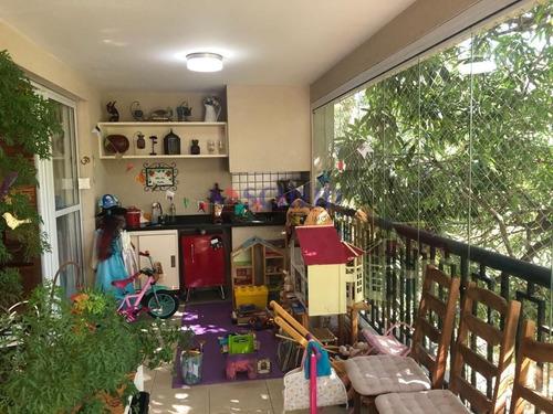 Venha Conhecer Um Dos Melhores Condomínios Alto Da Boa Vista ! Próximo Ao Metro ! - Mr74951