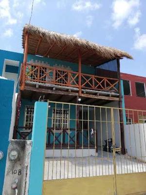 Casa A La Venta En Fraccionamiento Villas Morelos 1, Quintana Roo