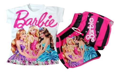 Imagen 1 de 1 de Conjunto Deportivo Barbie