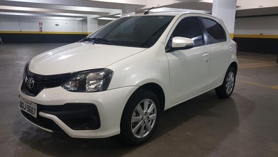 Toyota Etios 1.5 X Plus 16v 5p