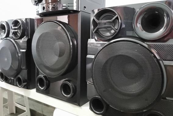 Caixa Som Lg Xboom -1800w Rms