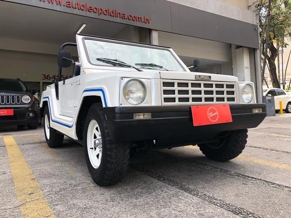 Gurgel X12 1.6 Le Tocantins Gasolina