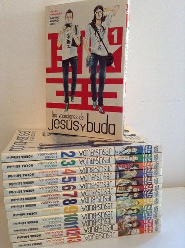 Las Vacaciones De Jesús Y Buda