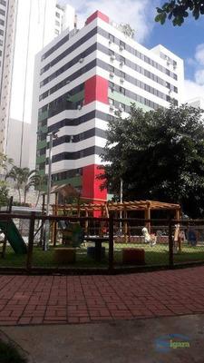 Apartamento Com 3 Dormitórios Para Venda E Locação, Caminho Das Árvores - Salvador/ba - Ap1305