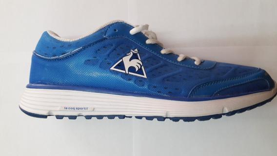 Zapatillas Le Coq Sportif Clichy Azul Envíos A Todo El País