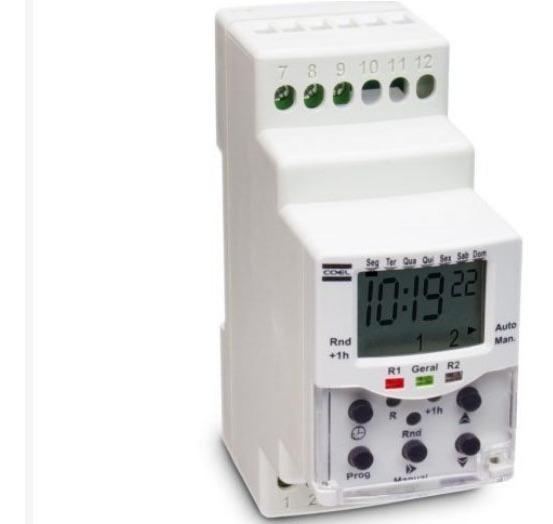 Programador Horário 100-240vca Bwt-20hr - Coel