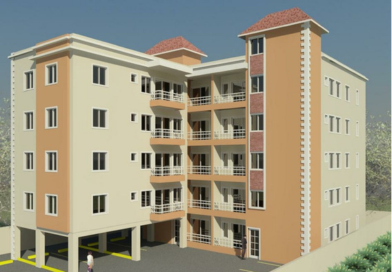 Apartamento En Av. Hermanas Mirabal, Colonia Los Doctores.