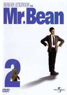 Mr Bean Segundo Volumen 2 Dos 4 Episodios Dvd