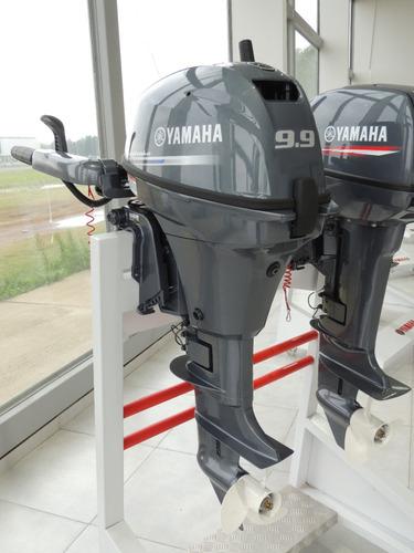 Motores Fuera De Borda Yamaha De 9.9 Hp