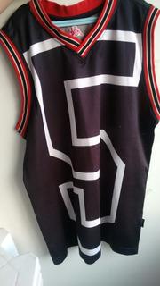 Camisa Esportiva De Basquete