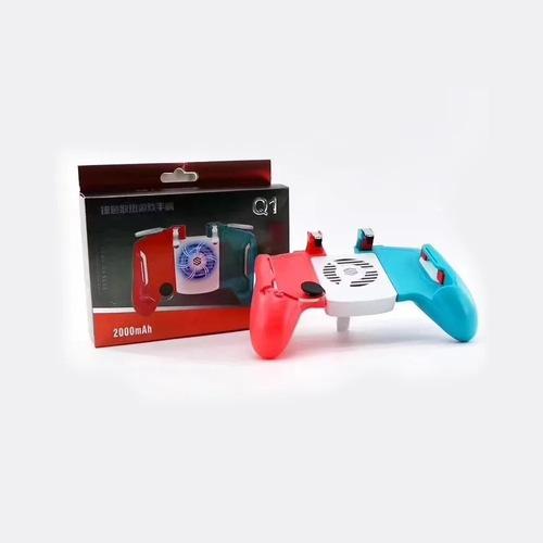 Control Gamepad Q1 Gatillos Jostick Fornite/ Freefire/pug