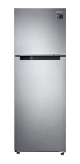 Heladera inverter no frost Samsung RT32K5070S8 elegant inox con freezer 330L 220V