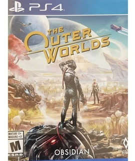 The Outer Worlds Ps4 Español Nuevo Sellado Delivery Stock Ya