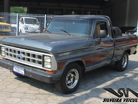 Ford F-1000 - Ano: 1989