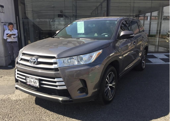 Toyota Highlander 2018 3.5 Le At