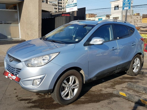 Hyundai  New Tucson  Crdi 4wd 6mt