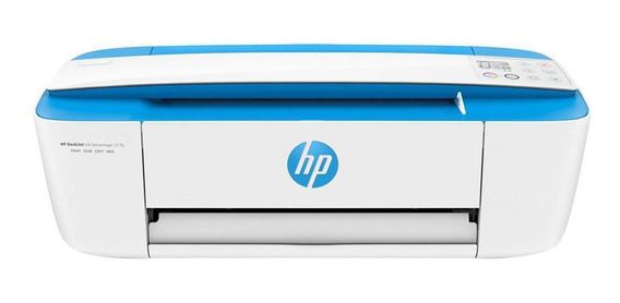 Multifuncional Hp Deskjet Ink Advantage 3776 Wi-fi J9v88a