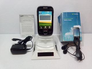 Samsung S3770l Negro Movistar --envío Gratis--
