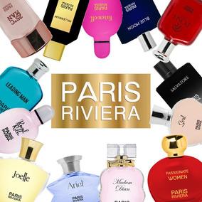 Kit De 10 Perfumes Paris Riviera 100ml Edt - A Escolha