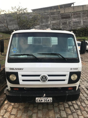 Volkswagen 5.140 Delivery Ano 2008 Cab.sup. Carroceria