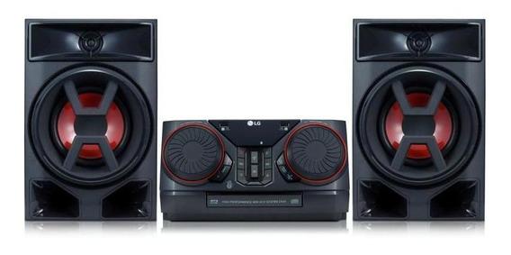 Mini System Lg Ck43, 220w Rms - Bluetooth